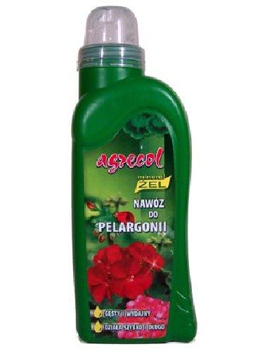 ŻEL DO PELARGONII 1L  AGRECOL  574