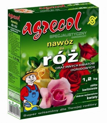 AGRECOL DO RÓŻ  1,2 KG   211
