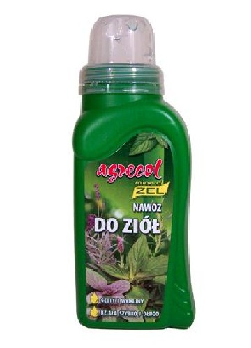 ŻEL DO ZIÓŁ 0,25L  AGRECOL 568