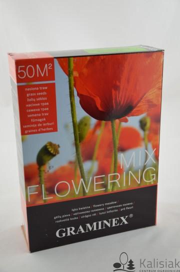 TRAWA FLOWERING MIX 1kg Iława