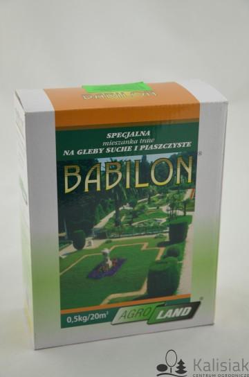 TRAWA BABILON 0,5 KG