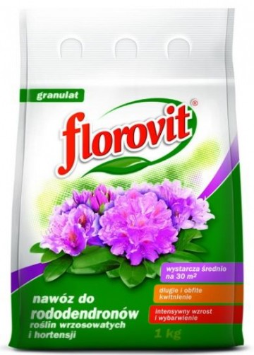 FLOROVIT DO RODODENDRONÓW 1 KG