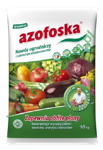 AZOFOSKA GRAN 10KG   Florovit