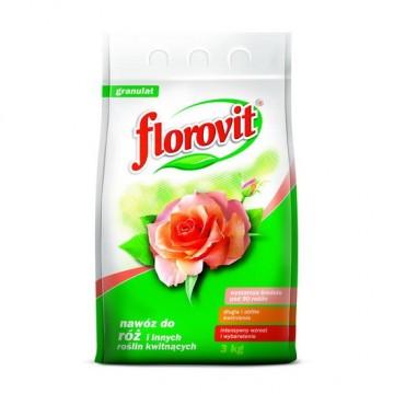 FLOROVIT DO RÓŻ 3 KG